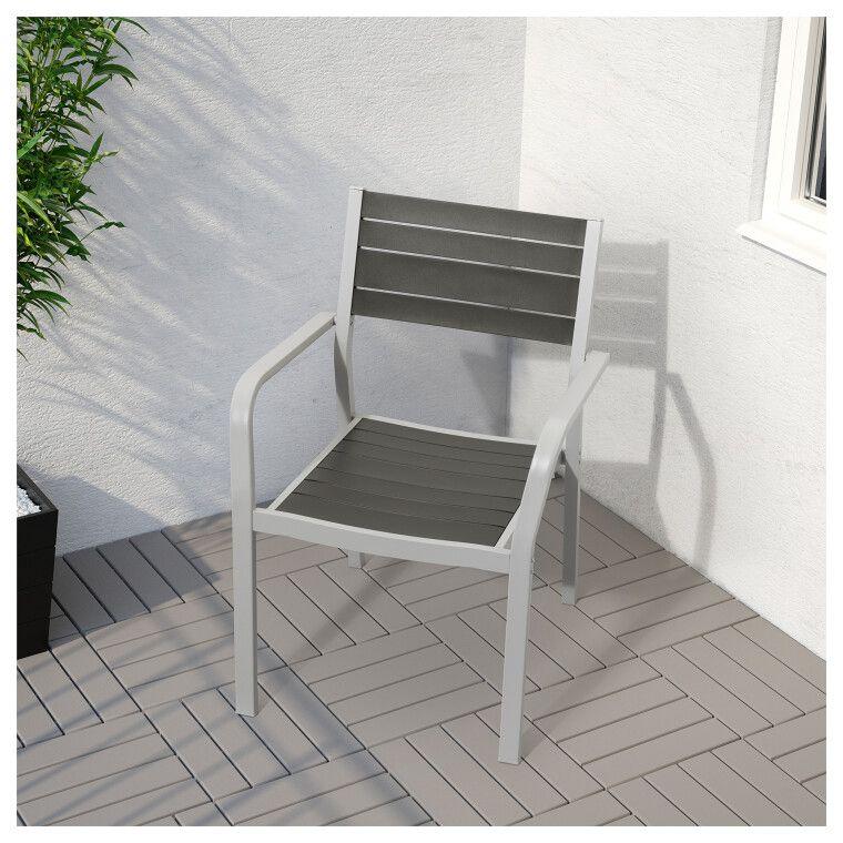 Комплект мебели садовой SJÄLLAND - 7