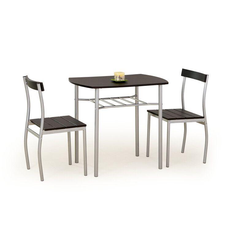 Набор мебели столовой Halmar Lance | Венге