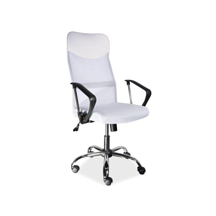 Кресло поворотное Signal Q-025 | Белый