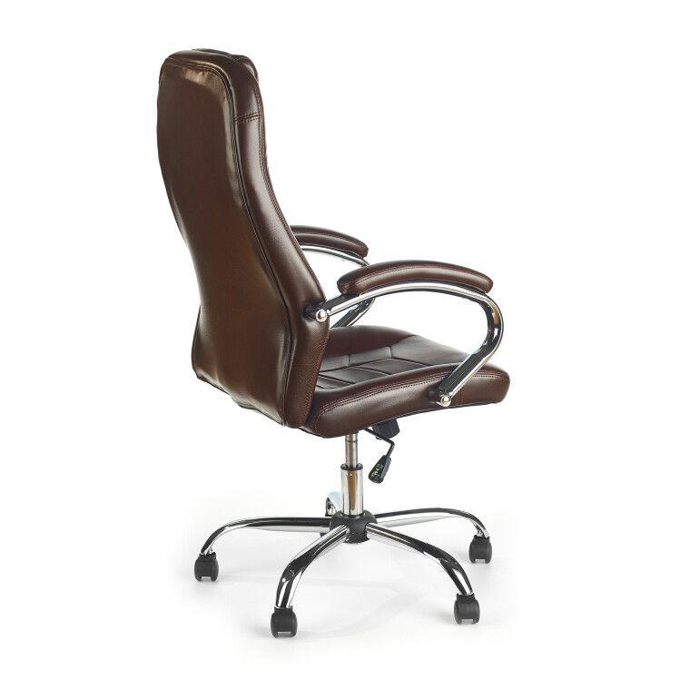 Кресло поворотное Halmar Cody   Коричневый - 4
