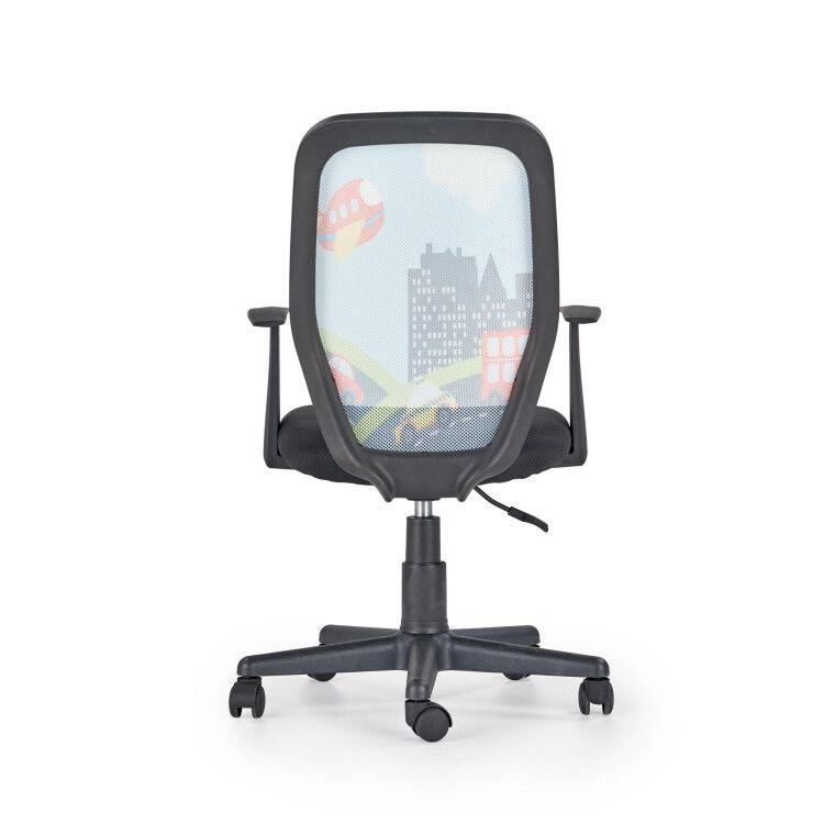 Кресло поворотное Halmar Kiwi | Принт Город - 2