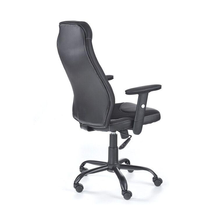 Кресло поворотное Halmar Georg | Черный - 2