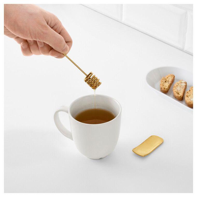 Набор кухонных принадлежностей для чая и меда TRÅDLÖS - 10
