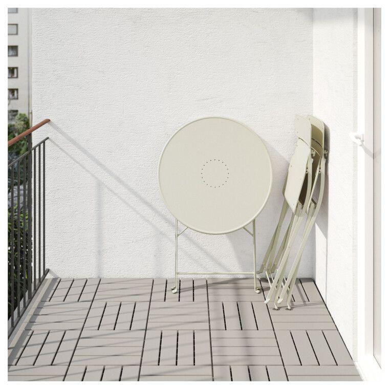 Комплект мебели садовой SALTHOLMEN - 4