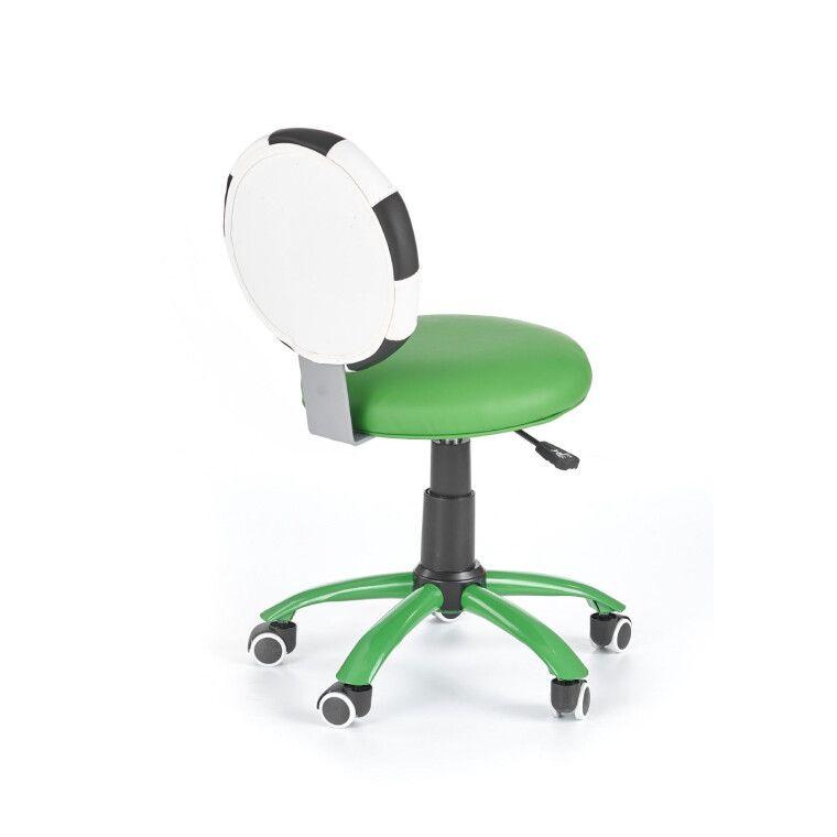 Кресло поворотное Halmar Gol | Зеленый - 2