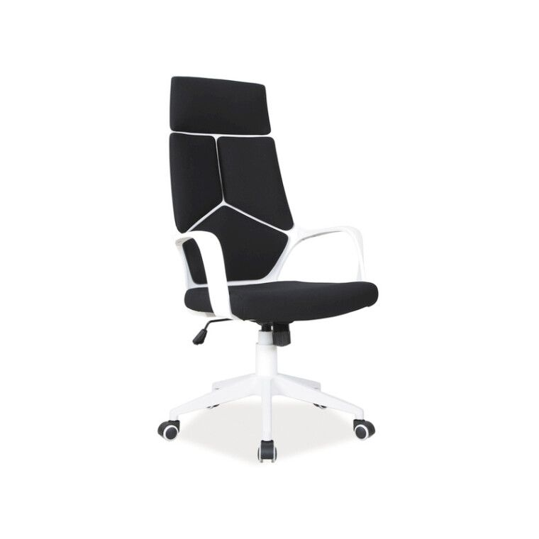 Кресло поворотное Signal Q-199   Черный / белый