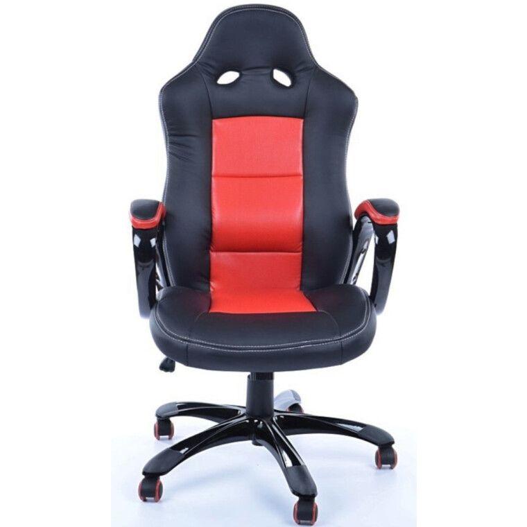 Кресло поворотное Signal Q-029 | Красный / черный - 2
