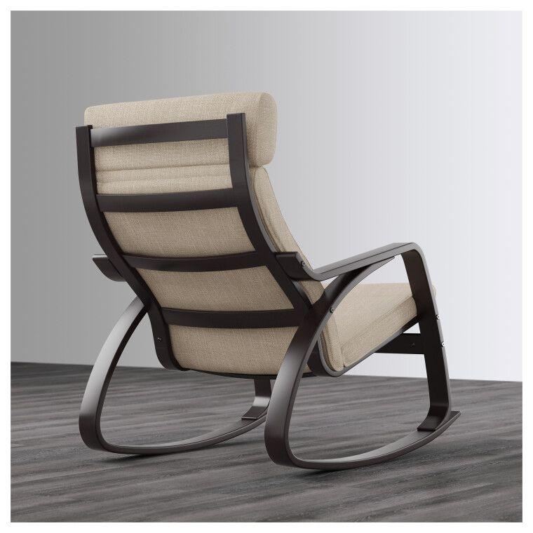 Кресло POÄNG - 4