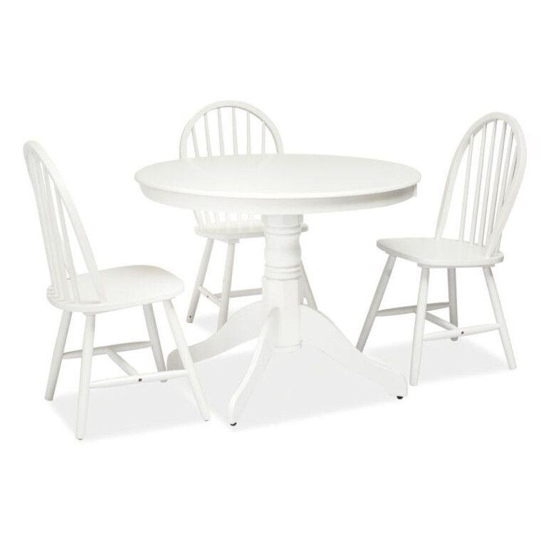 Стол обеденный Signal Windsor | Белый