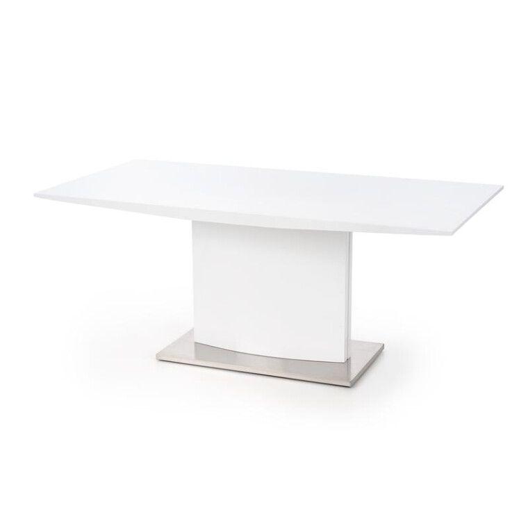 Стол обеденный Halmar Elias | Белый - 4