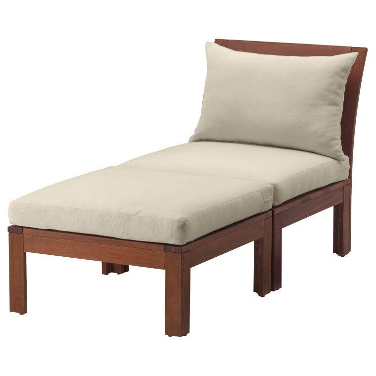 Кресло садовое ÄPPLARÖ