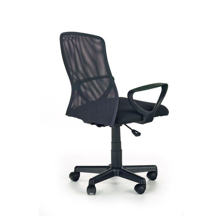 Кресло поворотное Halmar Alex | Черный / Серый - 2
