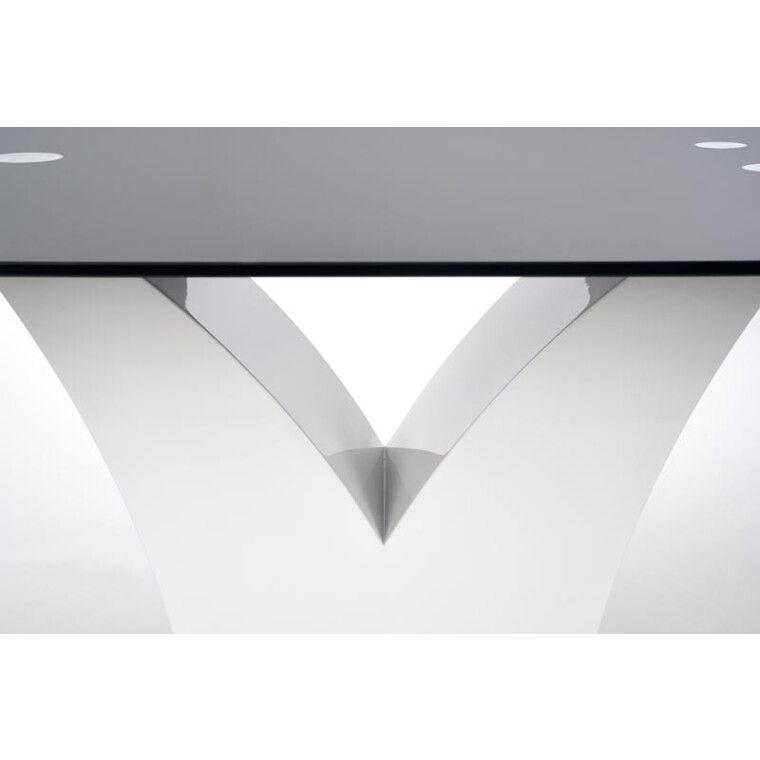 Стол обеденный Halmar Vesper   Черный - 8