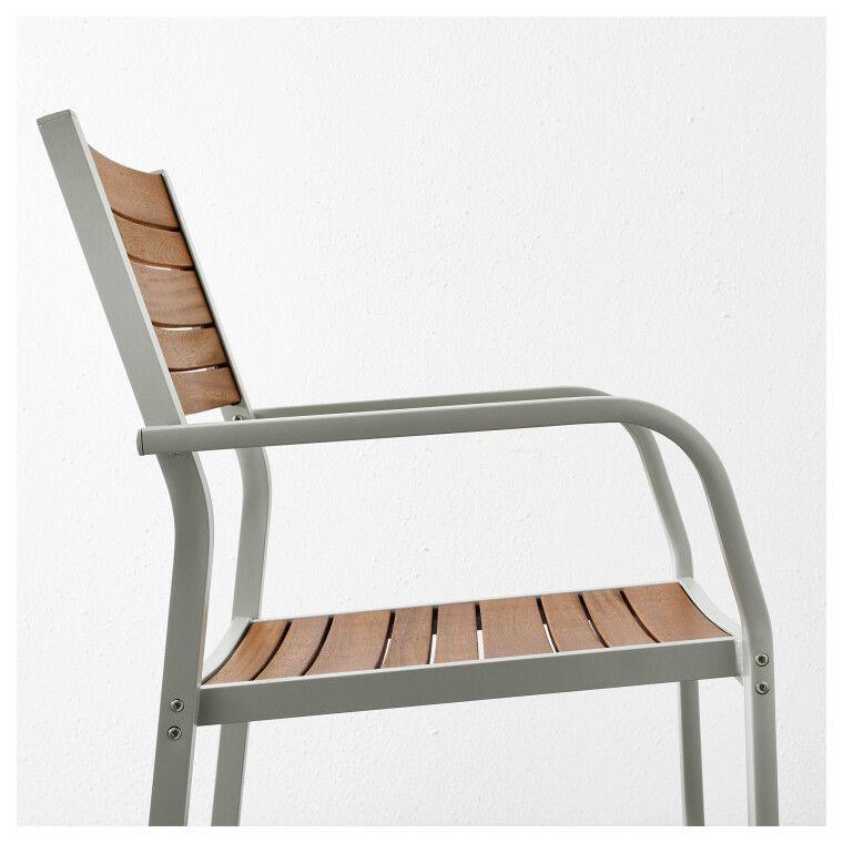 Комплект мебели садовой SJÄLLAND - 6