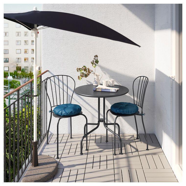 Комплект мебели садовой LÄCKÖ - 7
