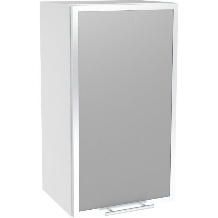 Верхний шкаф модульный Halmar Vento GV-40/72 | Правый / Белый