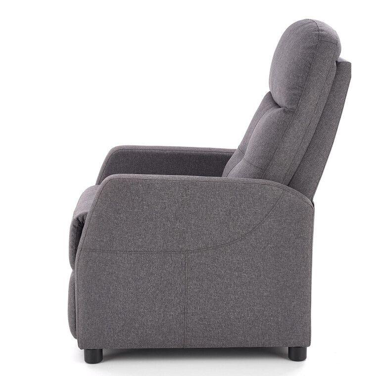 Кресло Halmar Felipe| Серый - 5