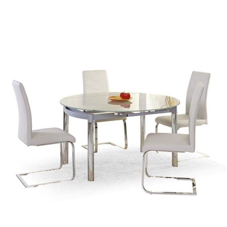 Стол раздвижной Halmar Nestor | Серый - 2