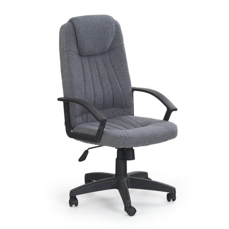 Крісло поворотне Halmar Rino | Сірий
