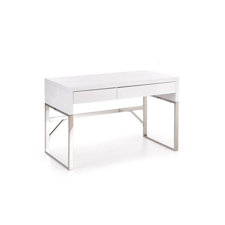 Стол письменный Halmar B-32 | Белый - 4