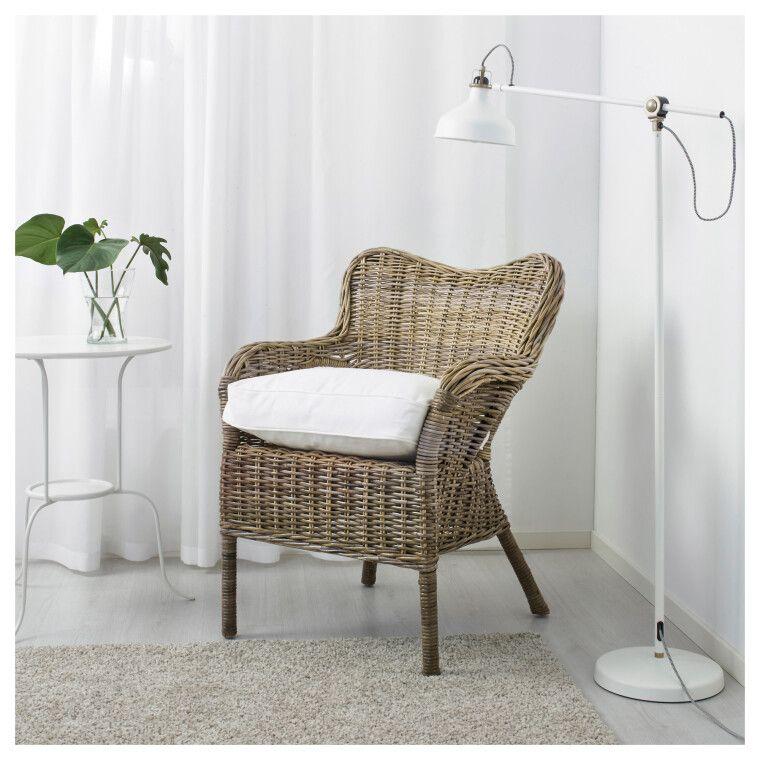 Кресло садовое BYHOLMA - 12