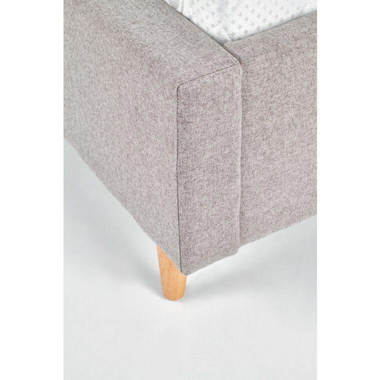 Кровать Halmar Doris | 160х200 / Серый - 7