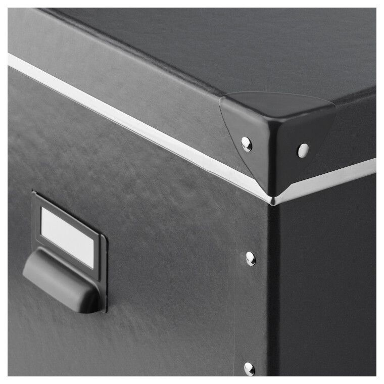 Коробка с крышкой FJÄLLA - 8