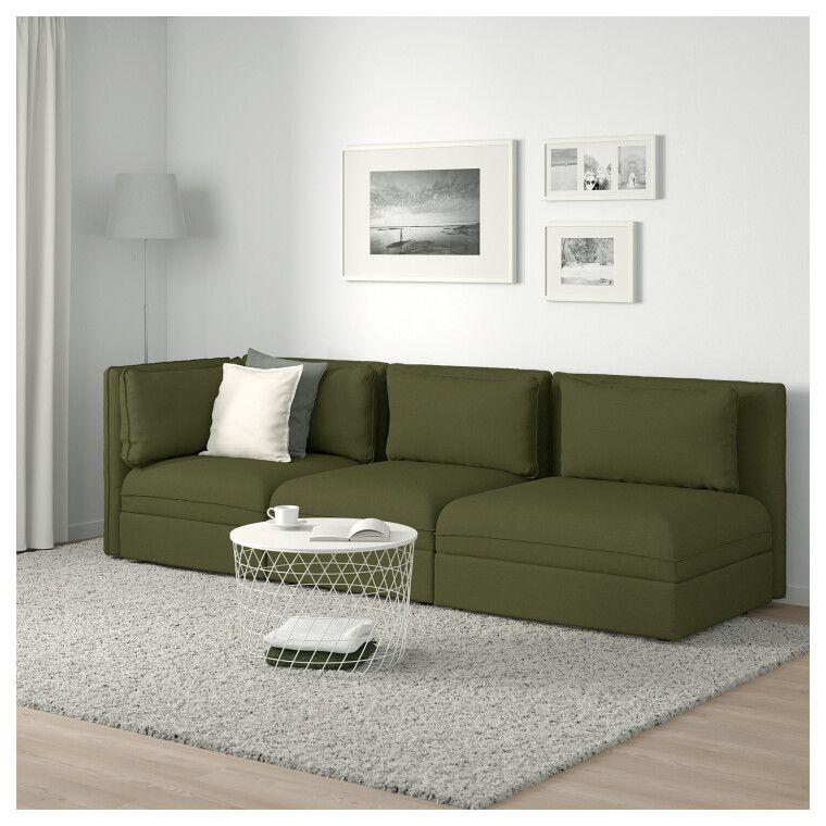 Модульная система дивана VALLENTUNA - 4