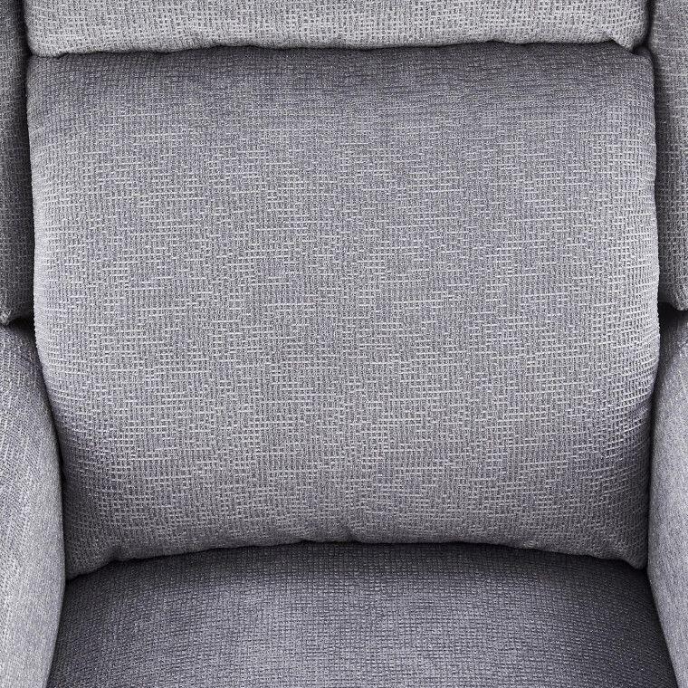 Кресло Halmar Agustin | Серый - 4