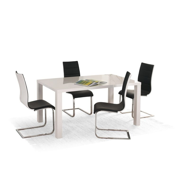 Стол раскладной Halmar Ronald   80х120
