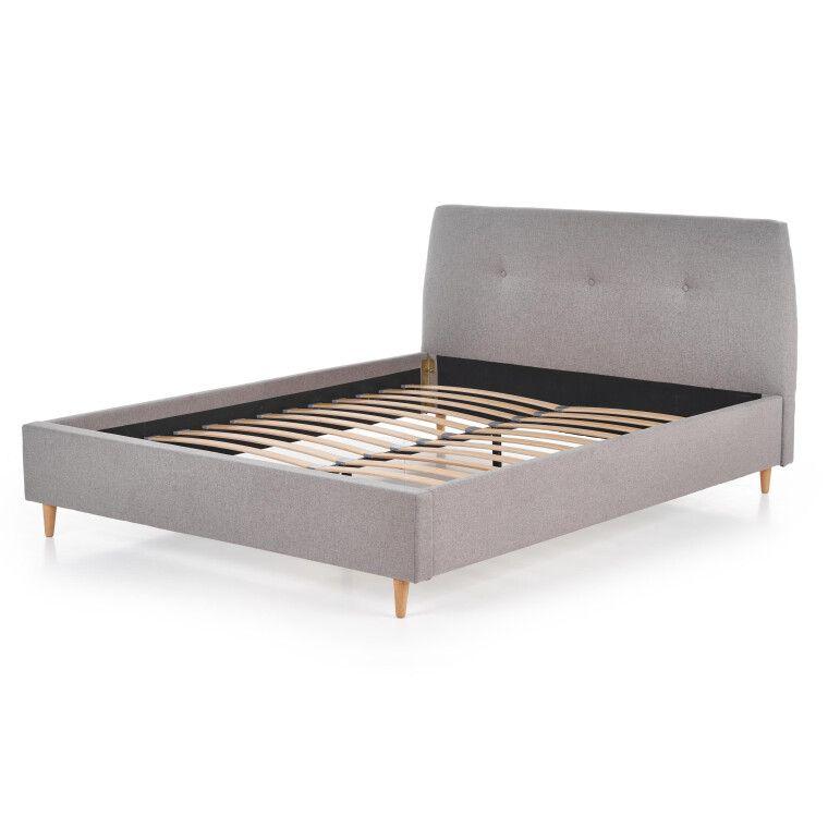 Кровать Halmar Doris | 160х200 / Серый - 5