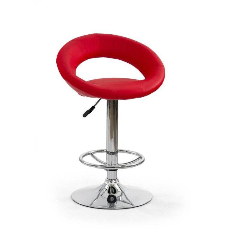Стул барный Halmar H-15 | Красный