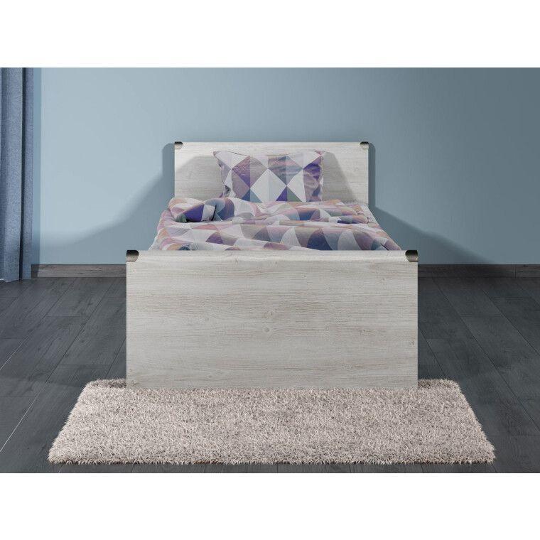 Кровать BRW Indiana | 90х200 / Сосна каньон - 2