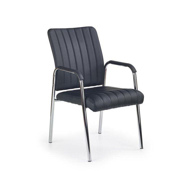 Кресло офисное Halmar Vigor | Черный