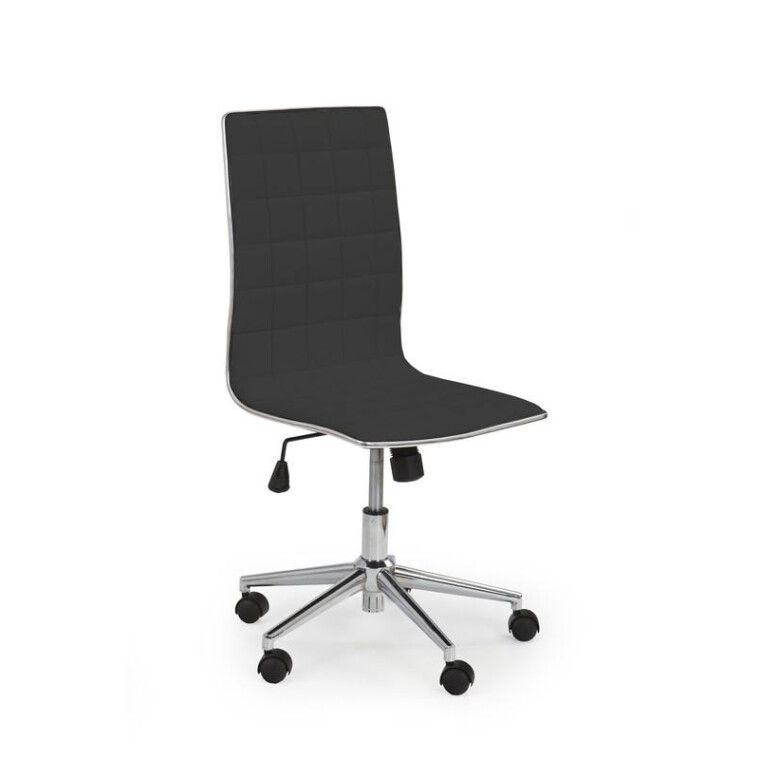 Кресло поворотное Halmar Tirol | Черный