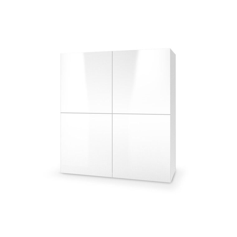Комод Halmar Livo KM-100 | Белый