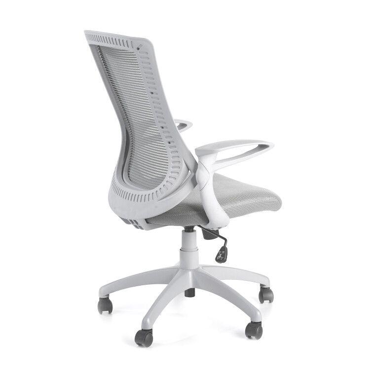 Кресло поворотное Halmar Igor | Серый - 4