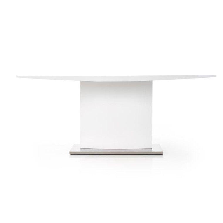 Стол обеденный Halmar Elias | Белый - 5