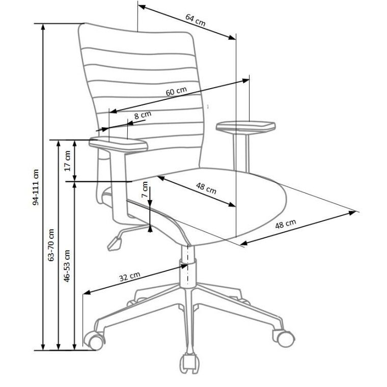 Кресло поворотное Halmar Limbo | Бежевый - 2