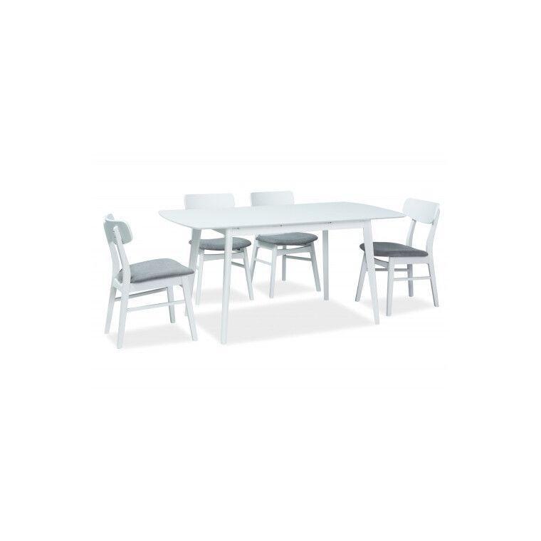 Стол обеденный Signal Combo II | Белый - 2