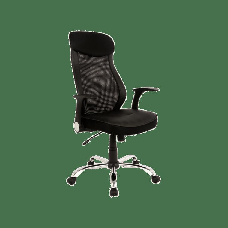 Кресло поворотное Signal Q-120 | Черный