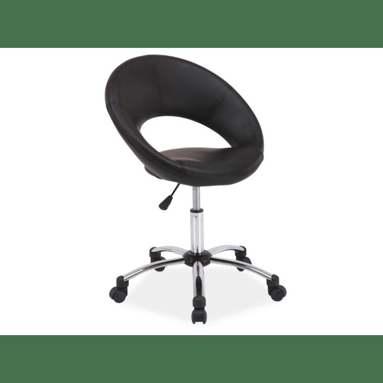 Кресло поворотное Signal Q-128 | Черный