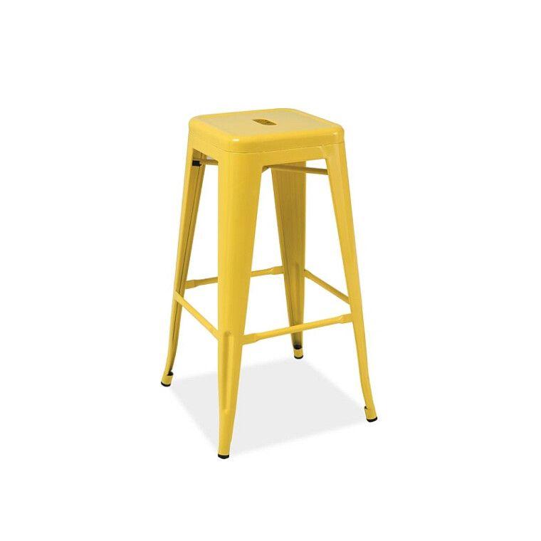 Стул барный Signal Long | Желтый