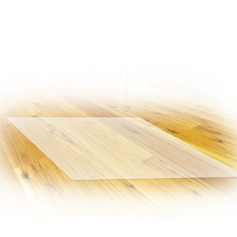 Защитный коврик для пола Halmar | 100х125 / Прозрачный