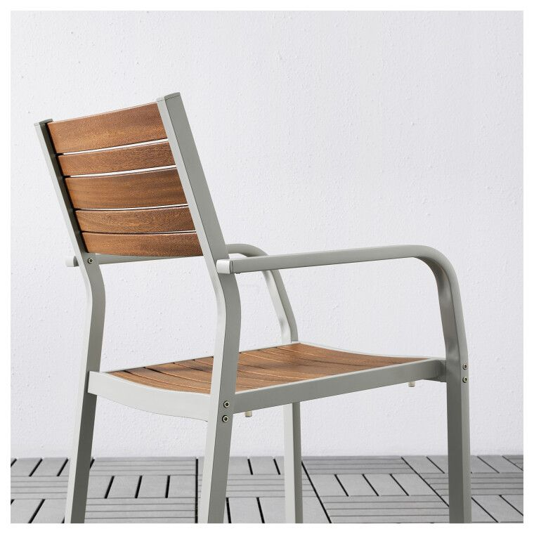 Комплект мебели садовой SJÄLLAND - 4