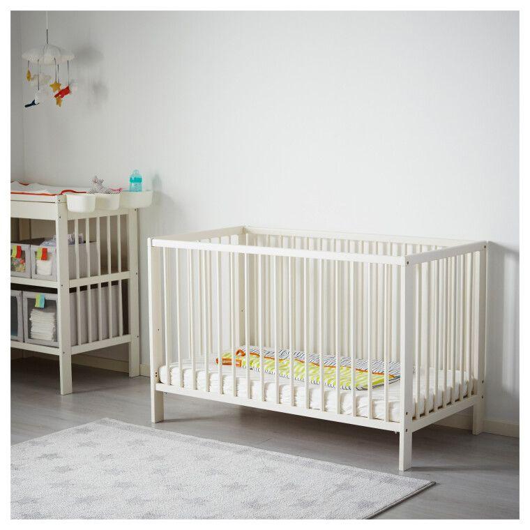 Кроватка детская GULLIVER фото - 2