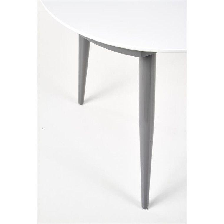 Стол раскладной Halmar Crispin | Белый / серый - 10