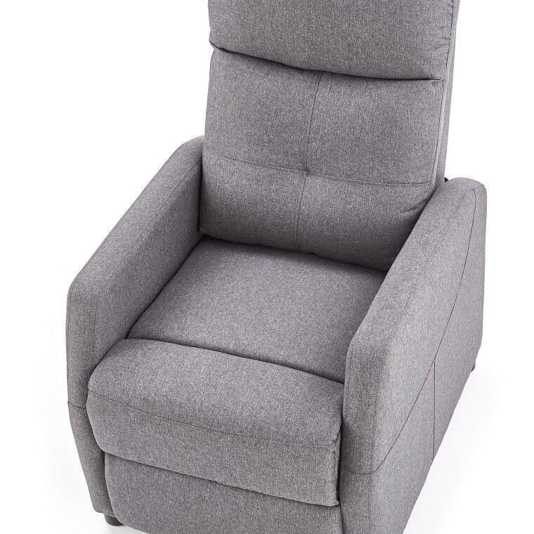 Кресло Halmar Felipe| Серый - 7