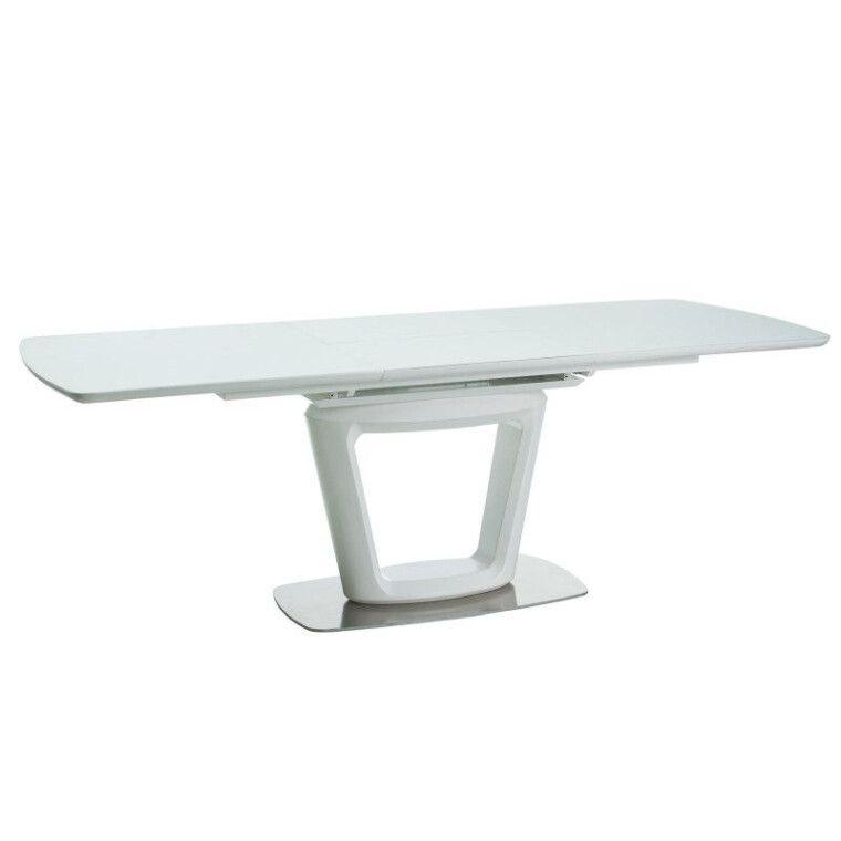 Стол обеденный Signal Claudio II | Белый