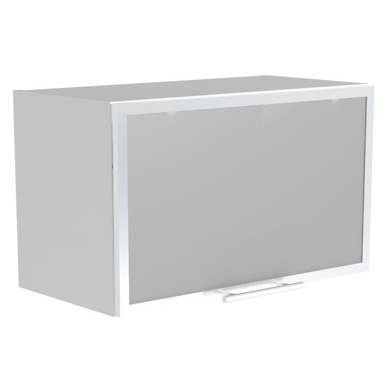 Верхний шкаф модульный Halmar Vento GOV-60/36 | Белый